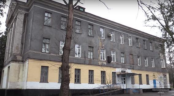 На Днепропетровщине в тубдиспансере нашли мертвого мужчину
