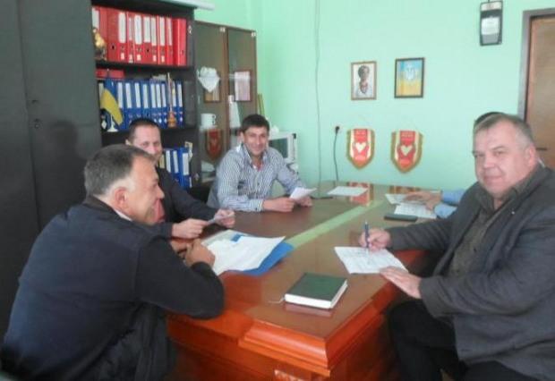 Відбулося розширене засідання депутатської фракції «Батьківщина» у Кам'янській міській раді