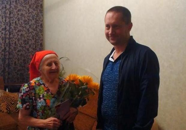 Привітати ветерана з ювілеєм — добра традиція