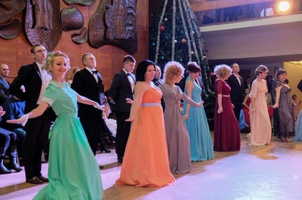 Начались репетиции благотворительного бала АТОшников и волонтеров