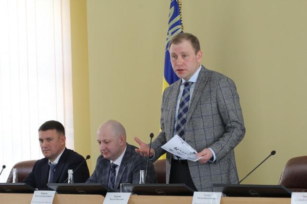 В Днепре нардеп Максим Курячий презентовал проект Закона «О Национальном бюро финансовой безопасности Украины»