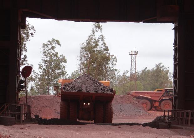 В Дніпропетровській області знизилися обсяги видобутку руд та граніту