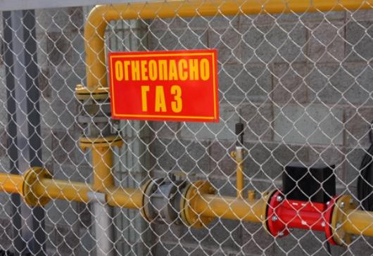 Днепропетровский предприниматель организовал торговлю на газопроводе