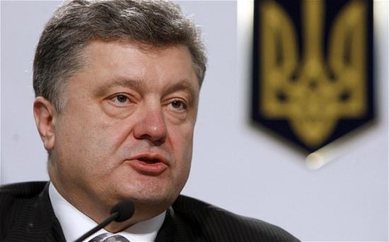 Петр Порошенко заявил о введении российских войск в Украину (ВИДЕО)