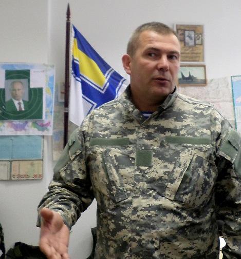 Командир батальона «Днепр-1» вышел на связь из трехдневного окружения