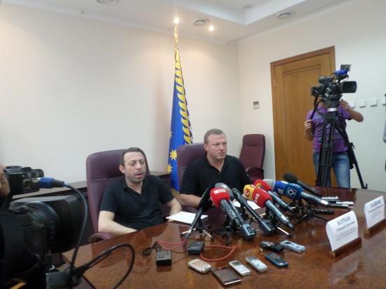 Из Совета обороны Днепропетровщины вывели областного прокурора