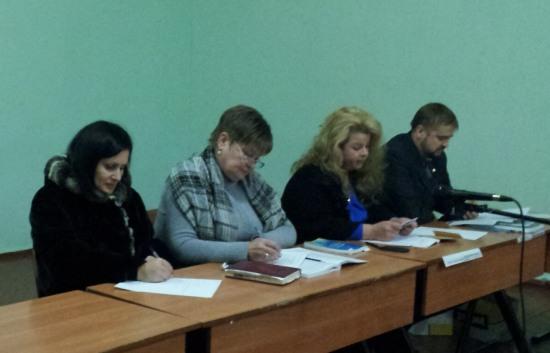 В «окружкоме Куличенко» в Днепропетровске зафиксировали псевдожурналистов