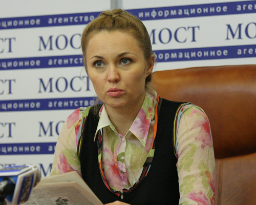 Шилова выступила по антиукраинскому телевидению