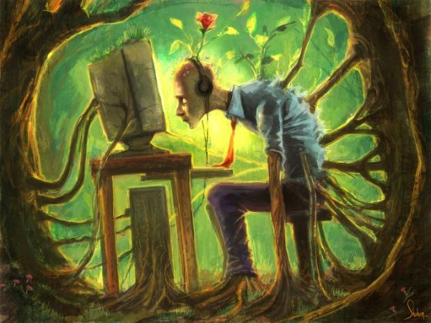 Психотерапевты обеспокоены детскими депрессиями из-за Интернета