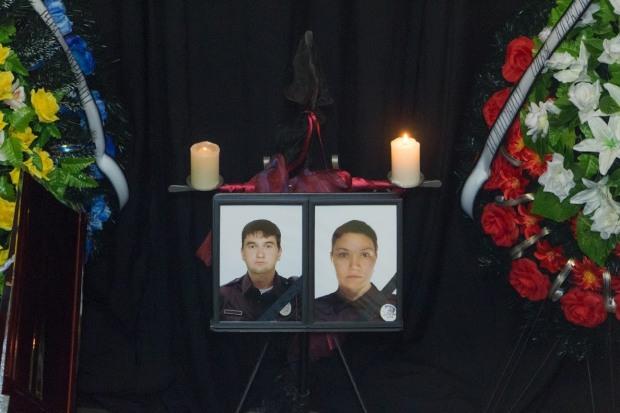 Памятный знак погибшим полицейским предложили установить в Днепре