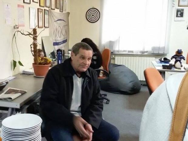 Семья днепровского маршрутчика узнала о его подвиге из теленовостей