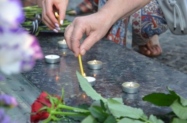 На Аллее памяти почтят погибших под Иловайском Героев