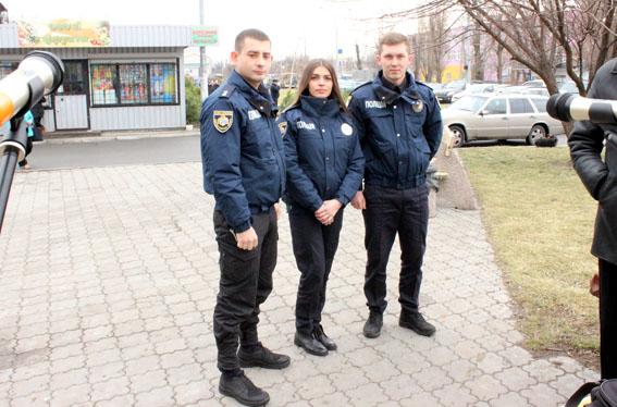 Поліцейські, які є частиною громади