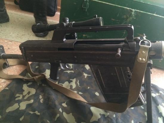 Днепропетровский олигарх «инвестировал» в ручной гранатомет (ФОТО)