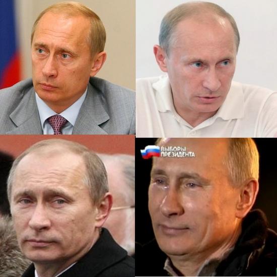 Сколько двойников Путина управляют Россией? (ВИДЕО)