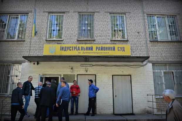 Защитник мэра Новомосковска поддержал ходатайство стороны обвинения в Индустриальном райсуде