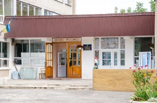 В Царичанке за счет средств областного бюджета реконструируют школу