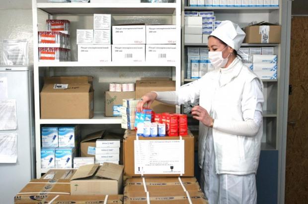 Где на Днепропетровщине можно получить бесплатное лекарство