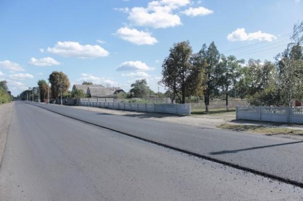 Впервые за 20 лет отреставрировали Донецкую трассу
