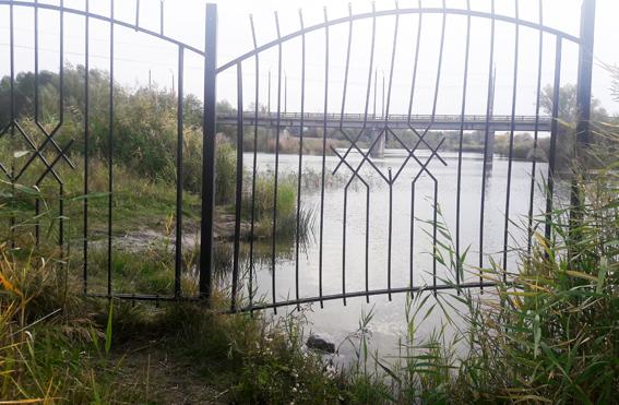 Доступ к рекреационным объектам на Днепропетровщине – проблемный
