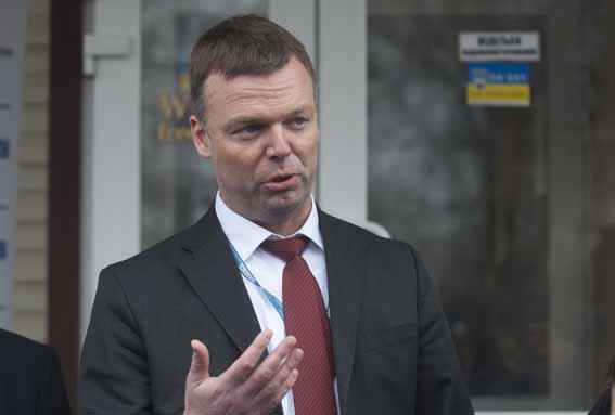 Александр Хуг: «СММ ОБСЄ не робить припущень і не вдається до здогадок»