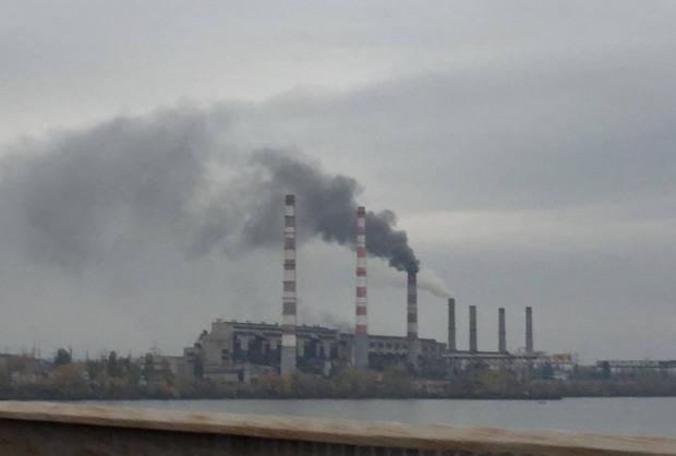 За січень-березень на Дніпропетровщині виробили на чверть менше електроенергії