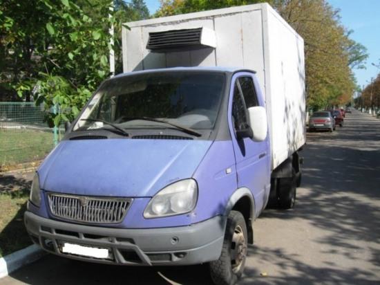 На Днепропетровщине задержали водителя Газели с гранатами