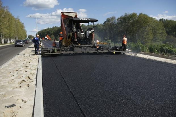 К ремонту дорог приступили в Юрьевском районе