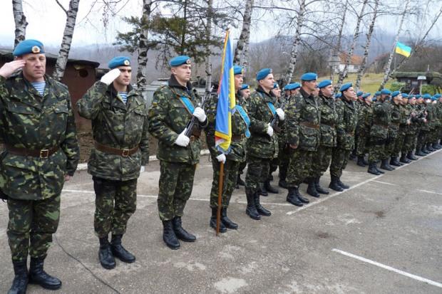 На Днепропетровщине стартует осенний призыв в армию