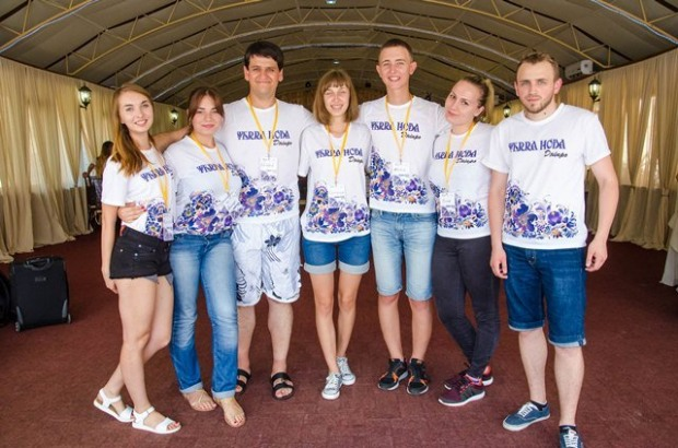 Как молодежь Днепропетровской области воплощает в жизнь собственные проекты