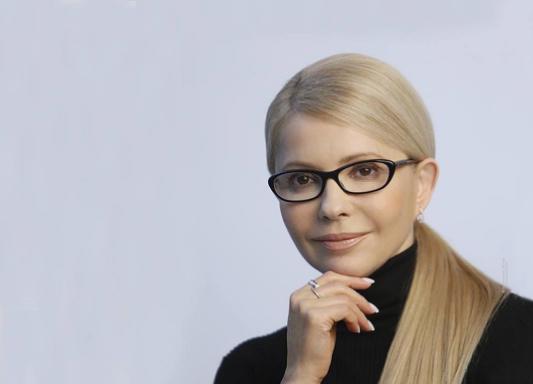 Юлія Тимошенко — лідер довіри українців