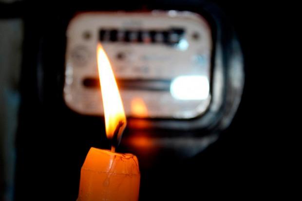Отключение электричества ожидается в 5 районах Днепра