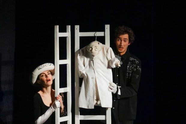 «ДнипроПаппетФест» завершился спектаклем по мотивам стихов Лорки