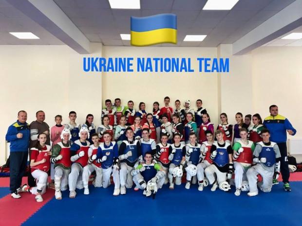 На олімпійській базі у Конче -Заспі проходять збори юніорської збірної України з тхеквондо.