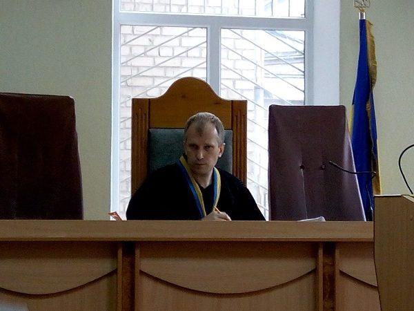Судье Бабушкинского райсуда Днепра официально предъявили подозрение