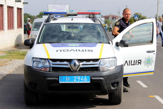 Поліцейський офіцер громади – він тут!