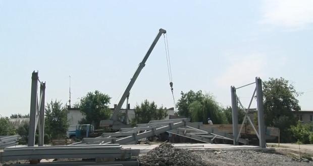 На Днепропетровщине в Слобожанской громаде  строят Центр безопасности