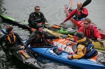 На Днепропетровщине для бойцов АТО и их семей организуют заплыв на каяках