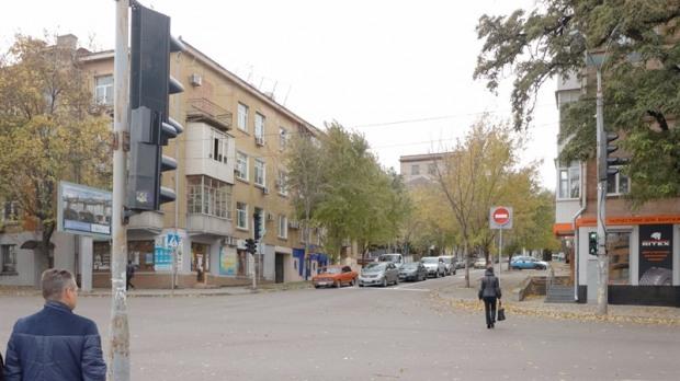 Движение на одной из улиц Днепра стало односторонним