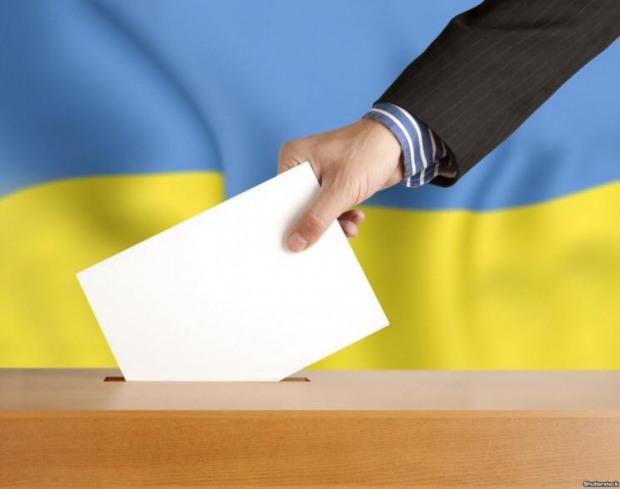 Предварительные результаты выборов председателей объединенных территориальных громад