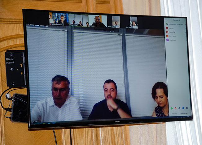 Під час онлайн-зустрічі обговорили будівництво нового аеропорту Дніпропетровщини
