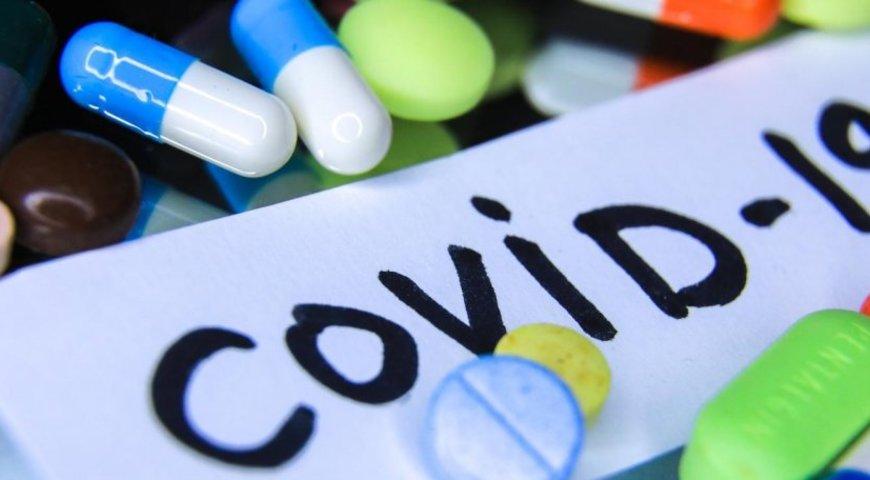 Україна отримала ліки для боротьби з COVID-19
