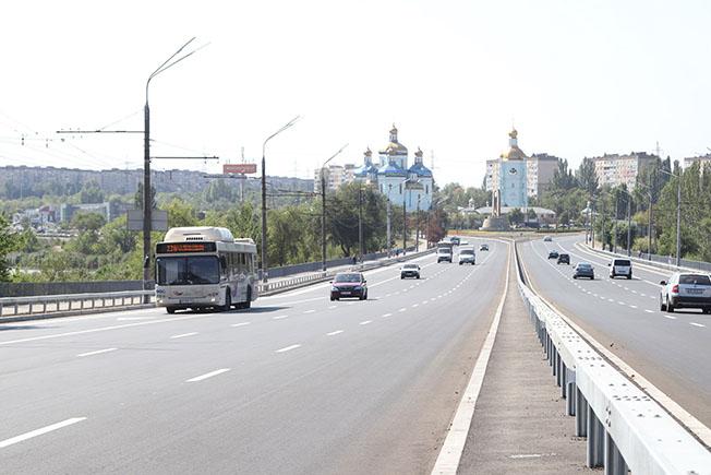 Капремонт проспекту 200-річчя Кривого Рогу – фінішував