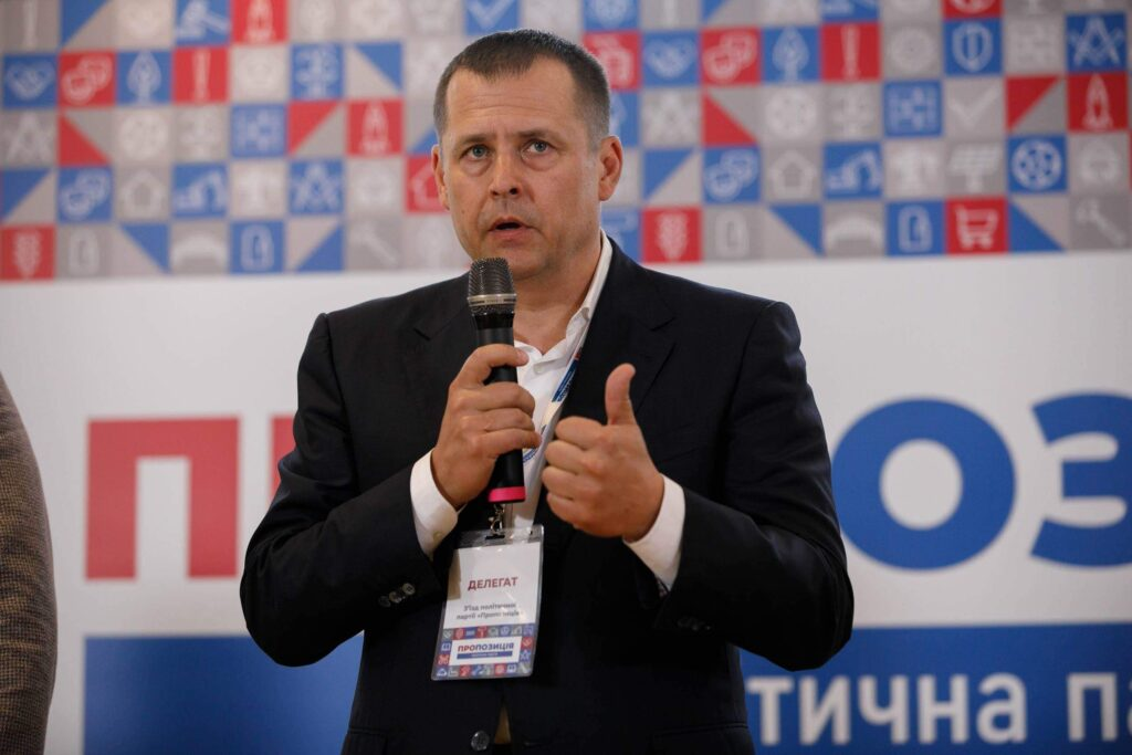 Мера Дніпра Філатова можуть посадити за підкуп виборців
