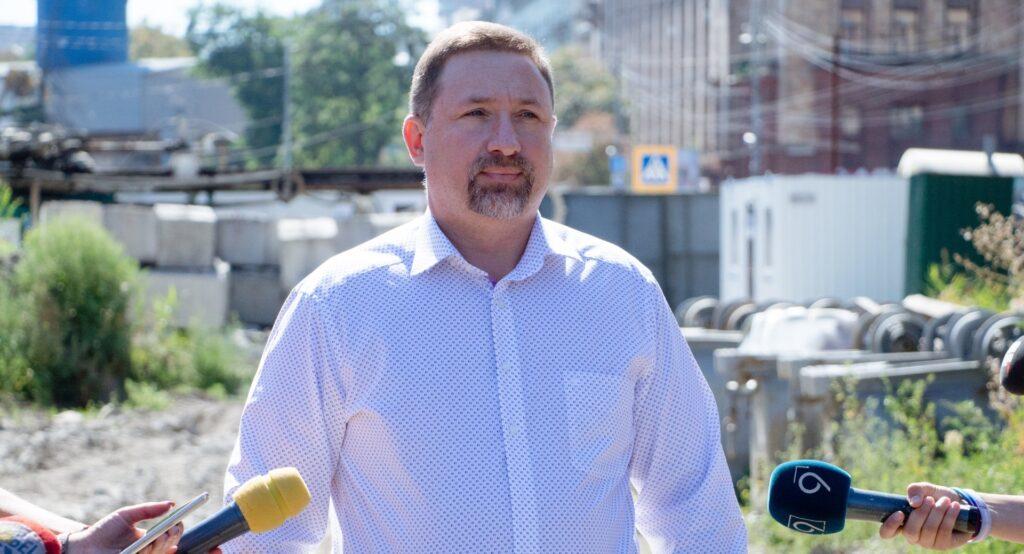 Директора КП «Дніпровський метрополітен» відсторонено від посади