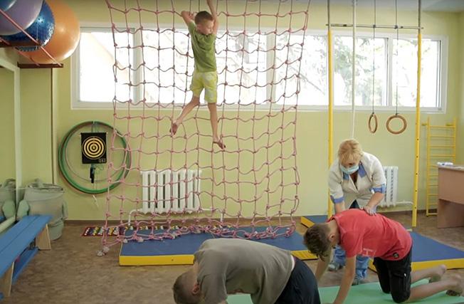 Обласний медико-реабілітаційний центр для дітей та підлітків запрошує на лікування