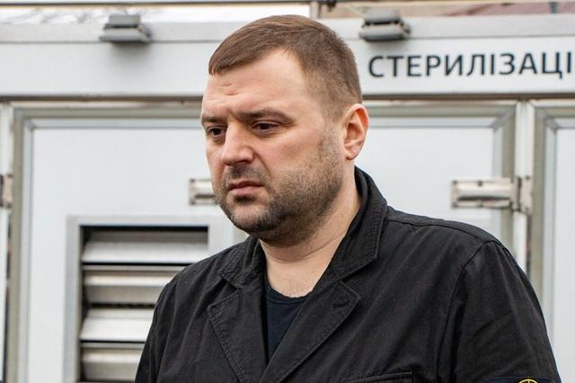 Заступник мера Дніпра «відзначив» сайт «Лица»