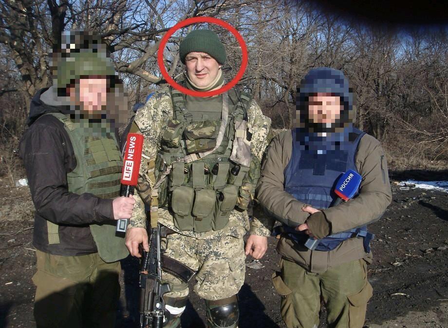 Затримано учасника незаконного угрупування «Самооборона Криму»