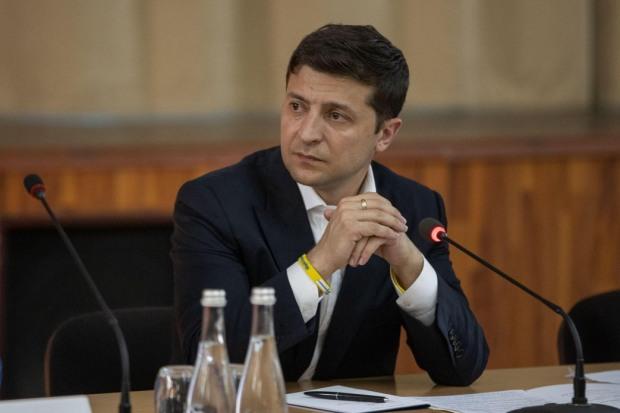 Зеленський анонсував п'ять питань до громадян