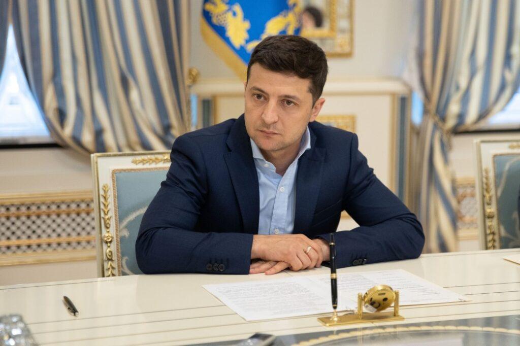 Зеленський підписав закон про виділення коштів для оздоровлення дітей в гірських районах та на морі
